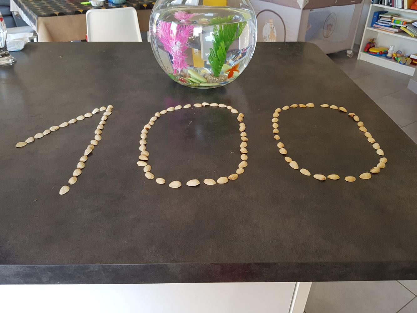le 100ème jour de classe