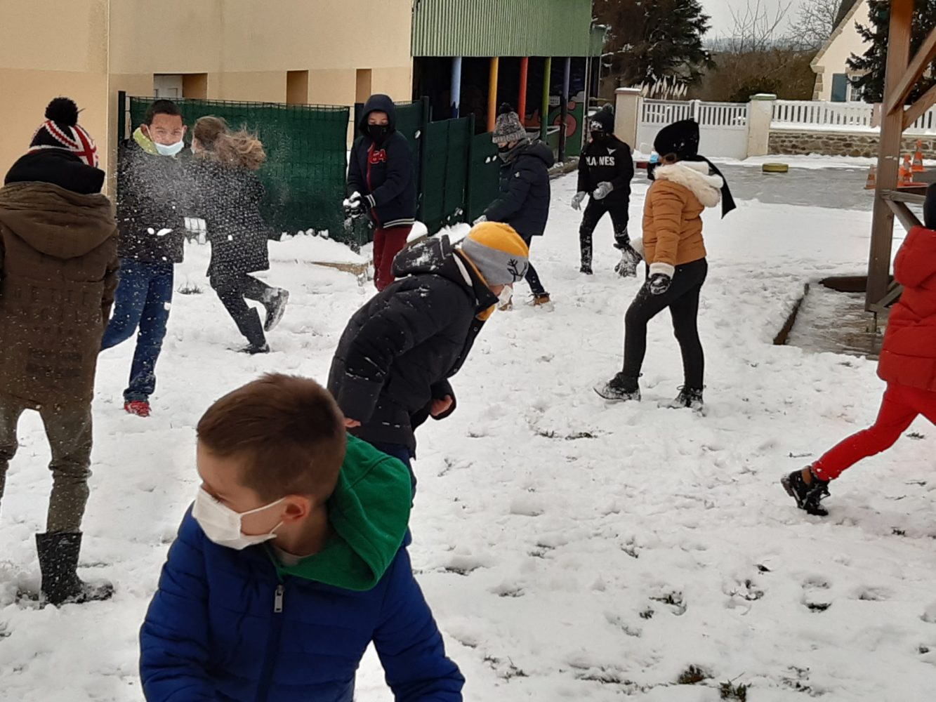 Joies de l'hiver